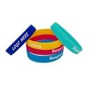 Custom Silicone Wristbands, 8