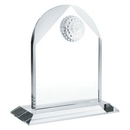 Custom Distinguished Golf Arch Award - Small
