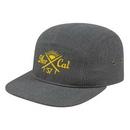 Custom Camp Style Flat Bill Cap