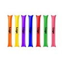 Custom Cheering Sticks Bam Bam thuder Sticks Inflatable Noisemakers, 23 3/5