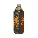 Custom Premium Collapsible Foam Mossy Oak Or Realtree Two-Tone Bottle Bag Insulator