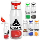 Custom Trendy 32oz. Bottle with Floating Infuser, 3.25