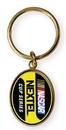 Custom Express Oval Keychain (1