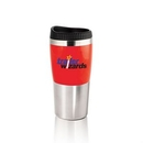 Custom The Style S/S Tumbler - 16oz Red, 3.25