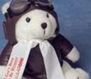 Custom Aviator Accessory For Stuffed Animal - 4 Piece Set (Large)