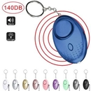 Custom Personal Alarm, Emergency Self-Defense Security Alarms with LED Light, 2.52