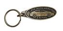 Custom Die Struck Keychain (2