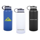 Custom Hydration - 32oz Insulated Water Bottle, 9