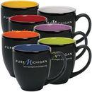 Custom Hilo 14 Oz. Bistro Mug, 5 1/4
