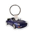 Porsche 2 Key Tag