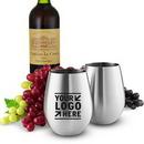 Custom Stainless Steel Wine Glass