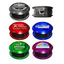 Custom Round Pencil Sharpeners with Full Color Decal, 2 1/2