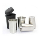 Custom Stainless Steel Drinking Cup Set