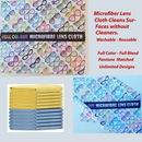 Custom Full Color - Micro-Fiber Cleaning Cloth, 7