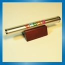 Custom Miniature Style Kaleidoscope w Wood Base
