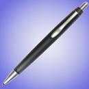 Custom Black Retractable Ball Pen