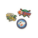 Custom Off Set Printed Sports Trading Pins - 2