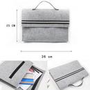 Felt A4 File Pocket Bag