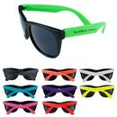 Custom Neon Sunglasses