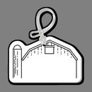 Custom Barn (1 Silo) Bag Tag