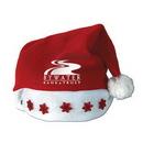 Custom Imprinted Light-Up Santa Hat