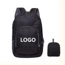 Custom Light Weight Foldable Backpack, 15 3/4