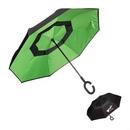 Custom The Panache Smart Umbrella - Lime Green, 36.0