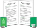 Custom Folded & Staple-Bound 52 Page Booklet (5.5