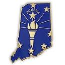Custom Indiana Pin