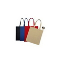 Custom 12.oz Cotton Canvas Promo tote Bag with Web Handles 15