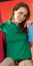 Custom White Hanes Comfortblend 50/50 Jersey Knit Sport Shirt