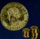 Custom Gold Coin