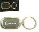 Custom Shiny chrome finished rectangular metal key holder with gift case, 1 1/7