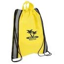 Custom Reflective Stripe Backpack, 12.99