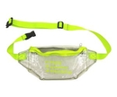 Custom Clear Fanny Pack with 2 Pockets