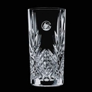 Custom 13 Oz. Milford Crystal Hiball Glass