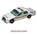 Custom Foldable Die-Cut Police Car (Full Color Digital)