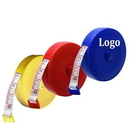 Custom Double Sided 150 cm 60 Inch Push Button Tape Measure, 1.97