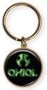 Custom Express Circular Keychain (1 1/8