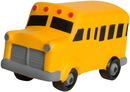 Custom School Bus Squeezies Stress Reliever