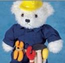Custom Small Toolbelt for Stuffed Animal