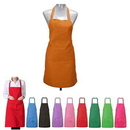 Custom Polyester Apron w/ Front Pocket, 33 2/5