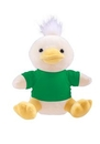 Custom Soft Plush Duck With T-Shirt 8