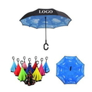 Custom Reverse Folding Umbrella, 41 3/4