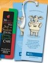 Custom Bookmarks Printed 2-Sides (1 3/4