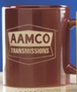 Custom 11 Oz. Brown C Handle Ceramic Mug