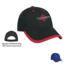 Custom Price Buster Cap With Visor Trim