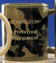 Custom 11 Oz. Camouflage Green Ceramic Mug