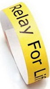 Custom Tyvek Wristbands (Printed), 3/4