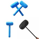 Custom Inflatable Advertising Toy Hammer, 23 3/5